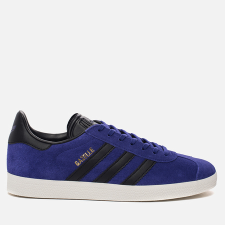 Кроссовки adidas Originals Gazelle Energy Ink/Core Black/Gold Metallic