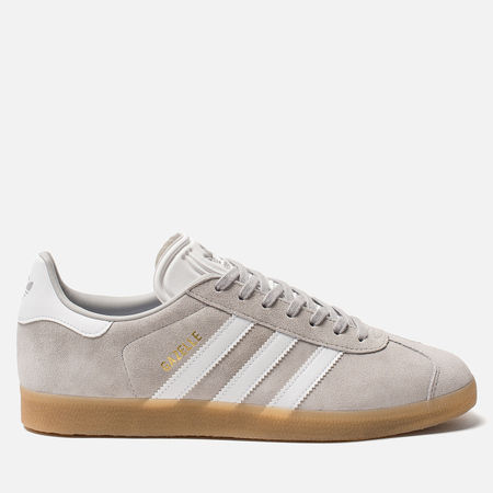 Кроссовки adidas Originals Gazelle Grey Two/White/Gum