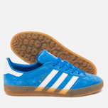 adidas Originals Gazelle Indoor Sneakers Blue Bird/White photo- 2
