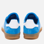 adidas Originals Gazelle Indoor Sneakers Blue Bird/White photo- 3