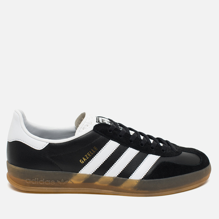 adidas Originals Gazelle Indoor Sneakers Core Black/Gum