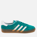 Кроссовки adidas Originals Gazelle Indoor EQT Green/White фото- 0