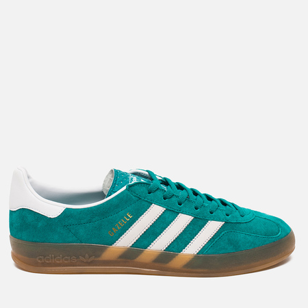 Кроссовки adidas Originals Gazelle Indoor EQT Green/White