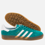 Кроссовки adidas Originals Gazelle Indoor EQT Green/White фото- 2