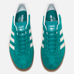 Кроссовки adidas Originals Gazelle Indoor EQT Green/White фото- 3