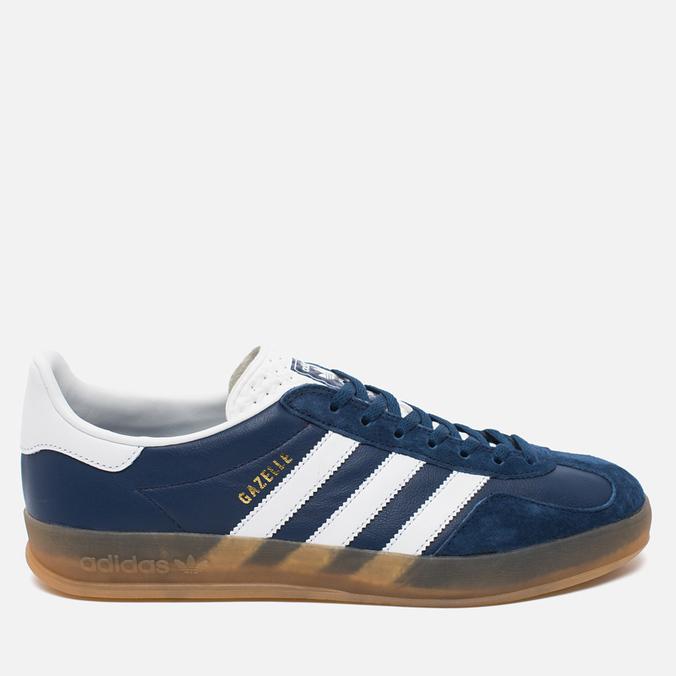 Кроссовки adidas Originals Gazelle Indoor Oxford Blue/White/Gum