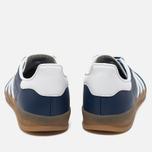 Кроссовки adidas Originals Gazelle Indoor Oxford Blue/White/Gum фото- 3
