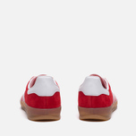 Кроссовки adidas Originals Gazelle Indoor Red/Core White/Gold фото- 3