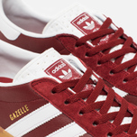 Кроссовки adidas Originals Gazelle Indoor Rust Red/White фото- 5