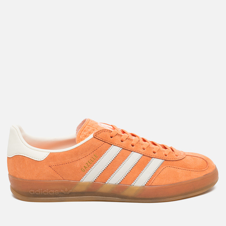 adidas Originals Gazelle Indoor Sneakers Tropic Melon/Cream White/Old Gold