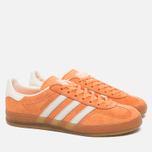 Кроссовки adidas Originals Gazelle Indoor Tropic Melon/Cream White/Old Gold фото- 1