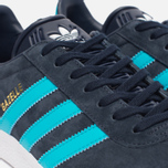 Кроссовки adidas Originals Gazelle Legend Ink/Energy Blue/White фото- 5