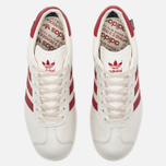 Кроссовки adidas Originals Gazelle Moskva Gore-Tex White/Red фото- 4