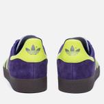 Кроссовки adidas Originals Gazelle Unity Purple/Solar Yellow/Gum фото- 3