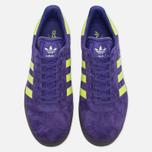 Кроссовки adidas Originals Gazelle Unity Purple/Solar Yellow/Gum фото- 4