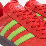 Кроссовки adidas Originals Gazelle Core Red/Semi Solar Green/Gum фото- 5