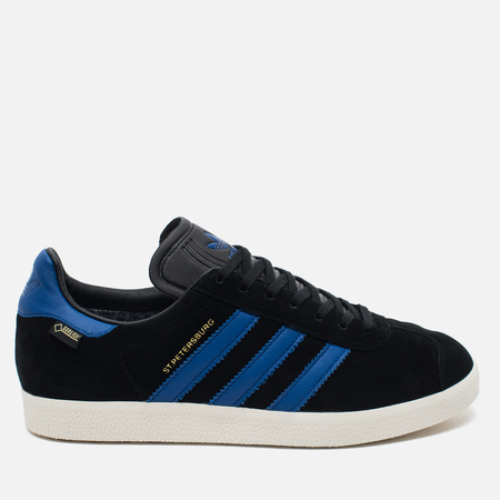 Кроссовки adidas Originals Gazelle St. Petersburg Gore-Tex Black/Blue/White