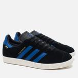 Кроссовки adidas Originals Gazelle St. Petersburg Gore-Tex Black/Blue/White фото- 1