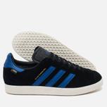 Кроссовки adidas Originals Gazelle St. Petersburg Gore-Tex Black/Blue/White фото- 2