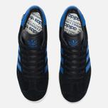 Кроссовки adidas Originals Gazelle St. Petersburg Gore-Tex Black/Blue/White фото- 4