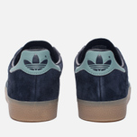 Кроссовки adidas Originals Gazelle Super Night Navy/Vapste/Gold Metallic фото- 3