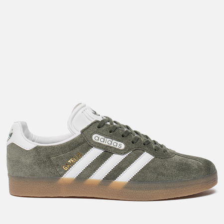 Кроссовки adidas Originals Gazelle Super St. Major/White/Gold Metallic