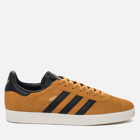 Кроссовки adidas Originals Gazelle Tactile Yellow/Core Black/Gold Metallic