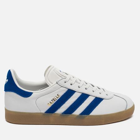 adidas Originals Gazelle Vintage Sneakers White/Blue