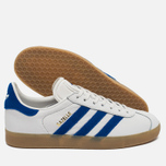 Кроссовки adidas Originals Gazelle Vintage White/Blue фото- 2