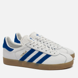 Кроссовки adidas Originals Gazelle Vintage White/Blue фото- 1
