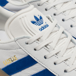 Кроссовки adidas Originals Gazelle Vintage White/Blue фото- 5