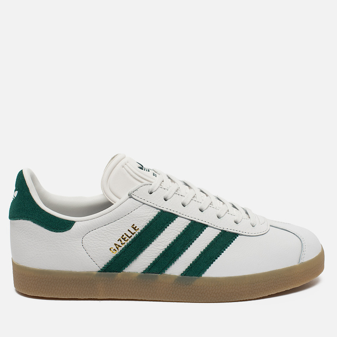 Кроссовки adidas Originals Gazelle Vintage White/Green
