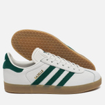Кроссовки adidas Originals Gazelle Vintage White/Green фото- 2