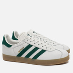 Кроссовки adidas Originals Gazelle Vintage White/Green фото- 1