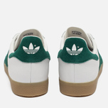 Кроссовки adidas Originals Gazelle Vintage White/Green фото- 3