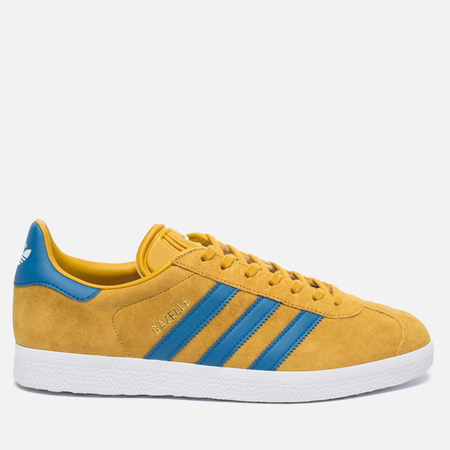 Кроссовки adidas Originals Gazelle Yellow/Blue/White