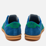 Кроссовки adidas Originals Hamburg Bern Lush Blue/Green/Gum фото- 3