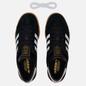 Кроссовки adidas Originals Hamburg Black/White/Gum фото - 1