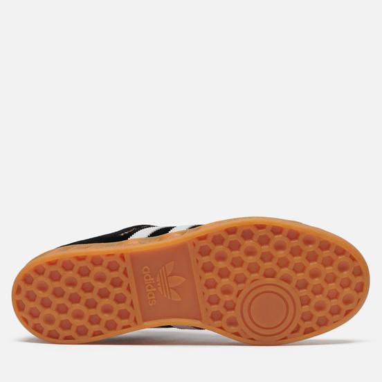 Кроссовки adidas Originals Hamburg Black/White/Gum