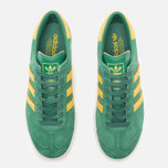 Кроссовки adidas Originals Hamburg Blanche Green/Spring Yellow фото- 4