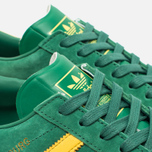 Кроссовки adidas Originals Hamburg Blanche Green/Spring Yellow фото- 5