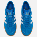 Кроссовки adidas Originals Hamburg Blue Bird/White/Gum фото- 4