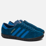 Кроссовки adidas Originals Hamburg Blue/Black фото- 1