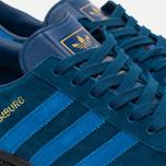 adidas Originals Hamburg Sneakers Blue/Black photo- 5
