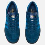 adidas Originals Hamburg Sneakers Blue/Black photo- 4
