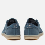 adidas Originals Hamburg Sneakers Blue/Metallic Silver photo- 3