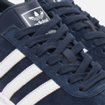 Кроссовки adidas Originals Hamburg Collegiate Navy/Running White/Gold фото- 5
