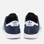 Кроссовки adidas Originals Hamburg Collegiate Navy/Running White/Gold фото- 3