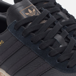 Кроссовки adidas Originals Hamburg Core Black/Gum фото- 4