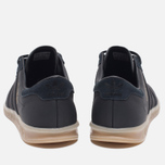 Кроссовки adidas Originals Hamburg Core Black/Gum фото- 3